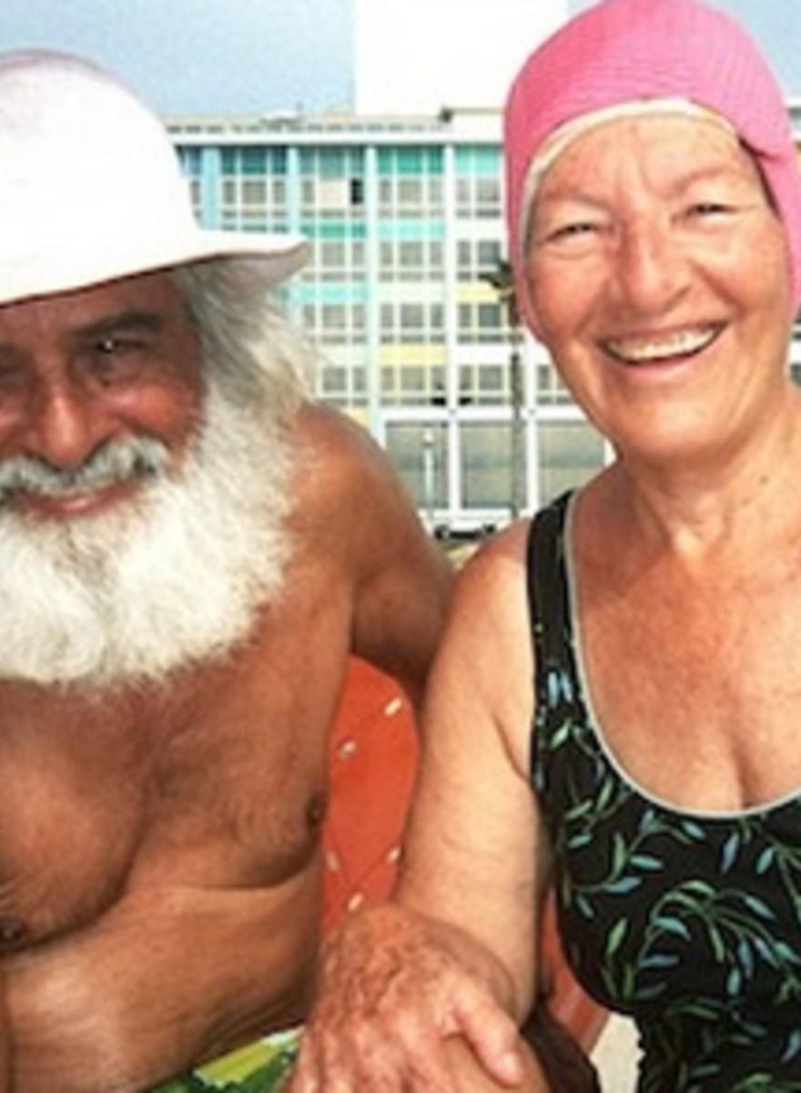 Las abuelitas de Tel Aviv se divierten más que tú