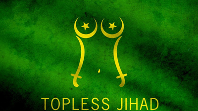 Happy International Topless Jihad Day!