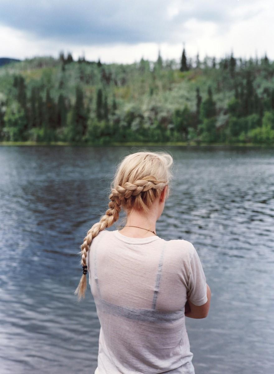 Suzanna Zak Is Under the Spell of the Yukon