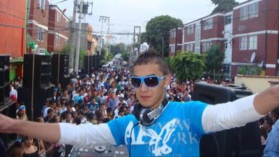 The Cumbiaton Super Stars of Mexico City