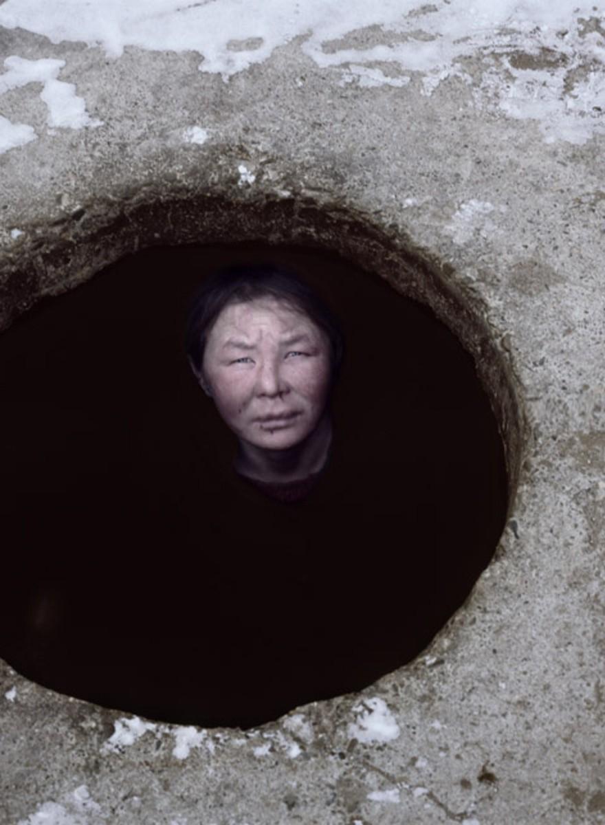 El bajo mundo de los indigentes en Ulán Bator