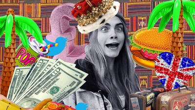 A Moron's Guide to Cara Delevingne