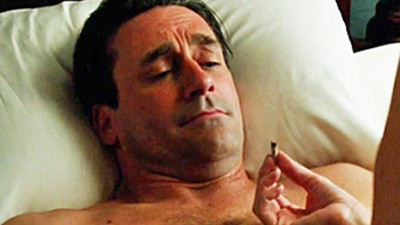 Does Don Draper Want to Legalize Heroin?