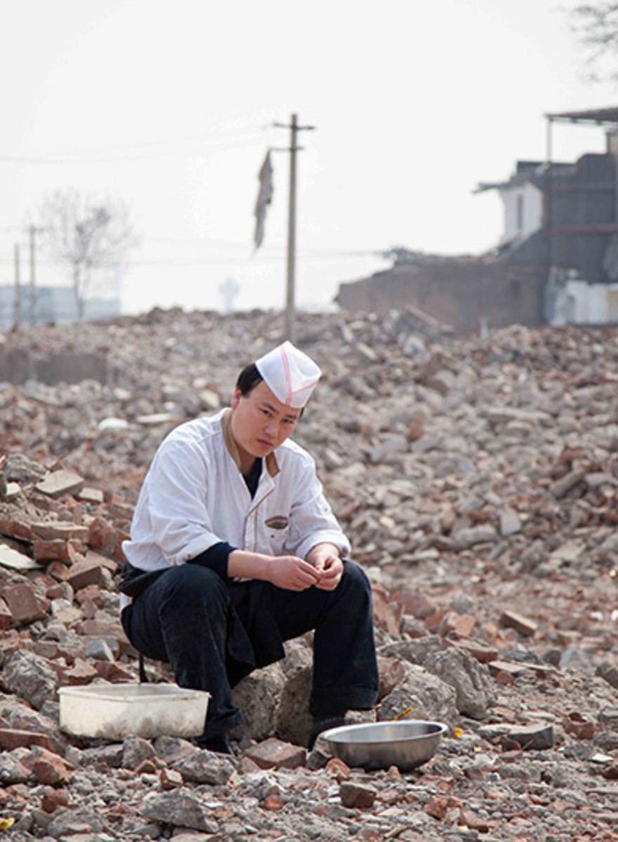 Development's Debris: China's Secret Battlefields