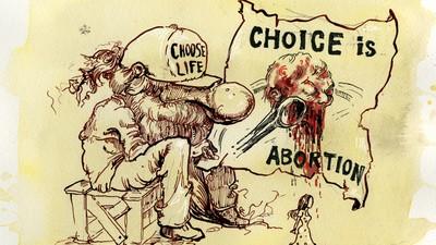 Hé, over m'n abortus gesproken