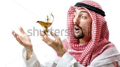 Secondo i siti di stock photo, gli arabi sono tutti sceicchi o terroristi