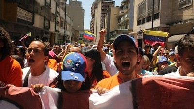 Venezuela's Presidential Election Is Getting Violent and Weird