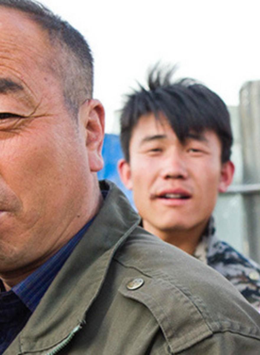 Escombros del desarrollo: los campos de batalla secretos de China