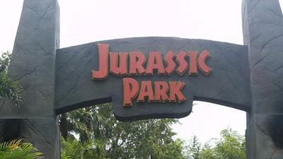 Je suis allé voir Jurassic Park en 3D