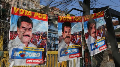 Moustaches for Maduro: Venezuela Elects Chavez's Successor