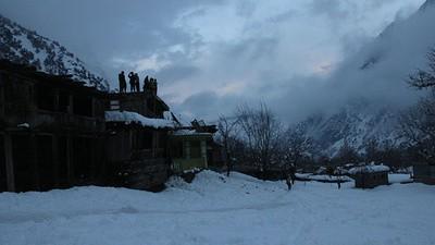 Pakistanen bouwen stiekem feestjes in Chitral