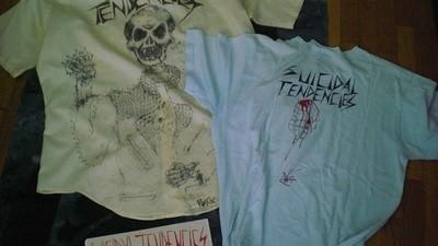 This Suicidal Tendencies Shirt Costs $3,000