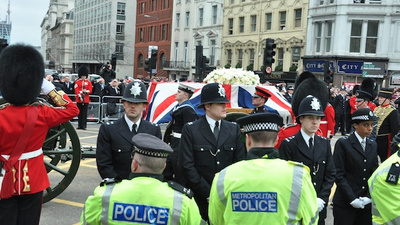 Who Won Thatcher's Funeral: The Lovers or the Haters?