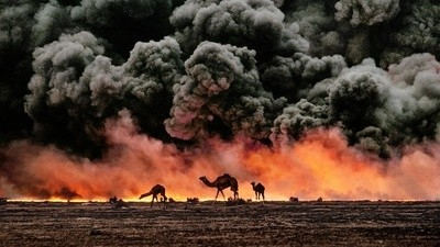 Steve McCurry Goes to Horrific Places and Returns with Incredible Photos