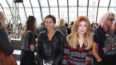 Auf LSD bei der London Fashion Week