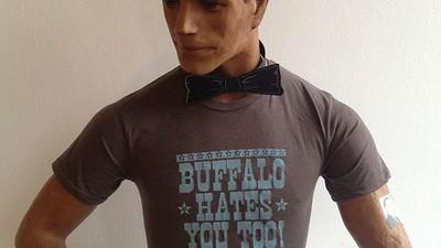 ¿De verdad visten tan mal en Búfalo?