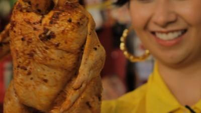 Girl Eats Food - Pastete von betrunkenem Huhn