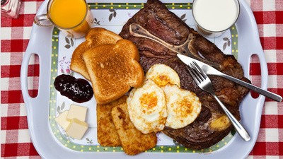 Henry Hargreaves Photographs Death Row's Final Meals