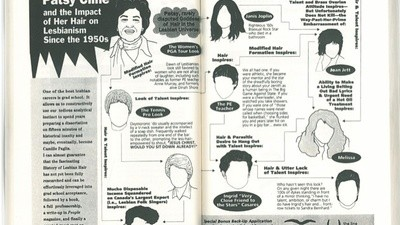 The History of Lesbian-Hair