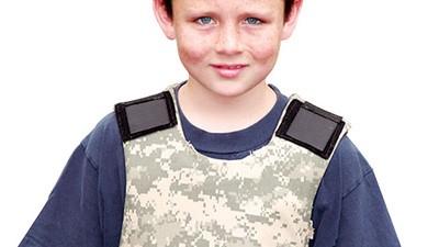 Niños a prueba de balas