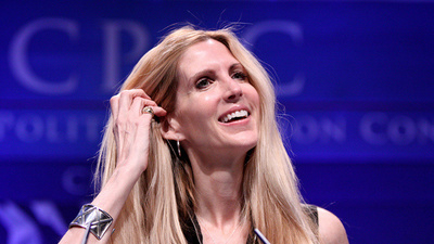 Ann Coulter Wants to Arrest Women for Wearing Hijabs