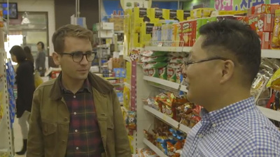 Grocery Shopping for North Korean Defectors