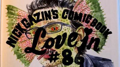 Nick Gazin's Comic Book Love-In #86