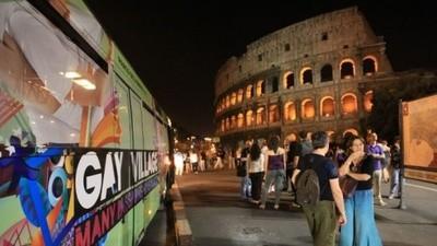 Roma è una città omofoba?