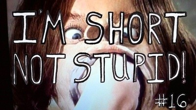 I'm Short, Not Stupid Presents: 'Food'