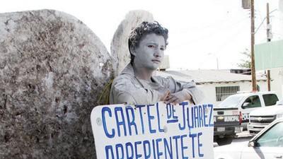 De Messenger Angels van Ciudad Juárez