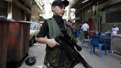 Lebanon's Sunni Child Soldiers