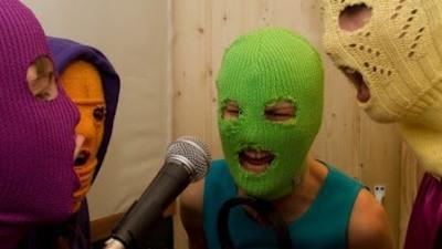 Charlamos con las Pussy Riot