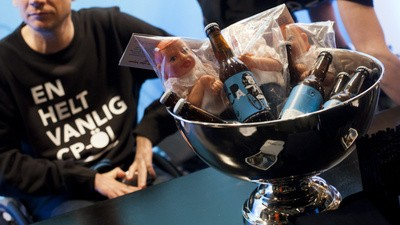 Some Swedes Made a Special Brand of Cerebral-Palsy Beer