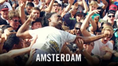VICE Festival Guide Launch - Amsterdam - The Waterhole - 22 mei