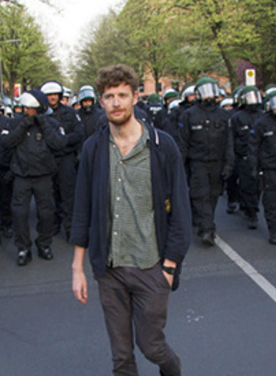 May Day in Berlin Was a Playground for Happy Idiots
