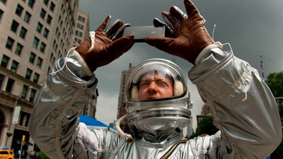 Spaced Out: The Artstronaut