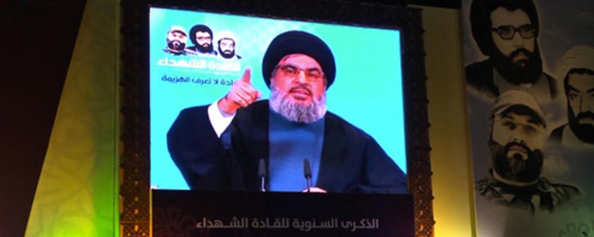 Der Propagandakrieg der Hisbollah