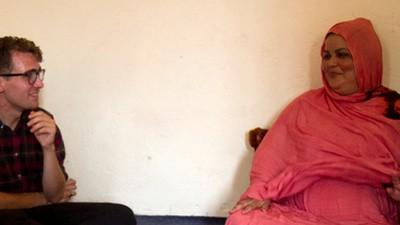 Na Mauritânia, a mulher bonita é a mulher obesa