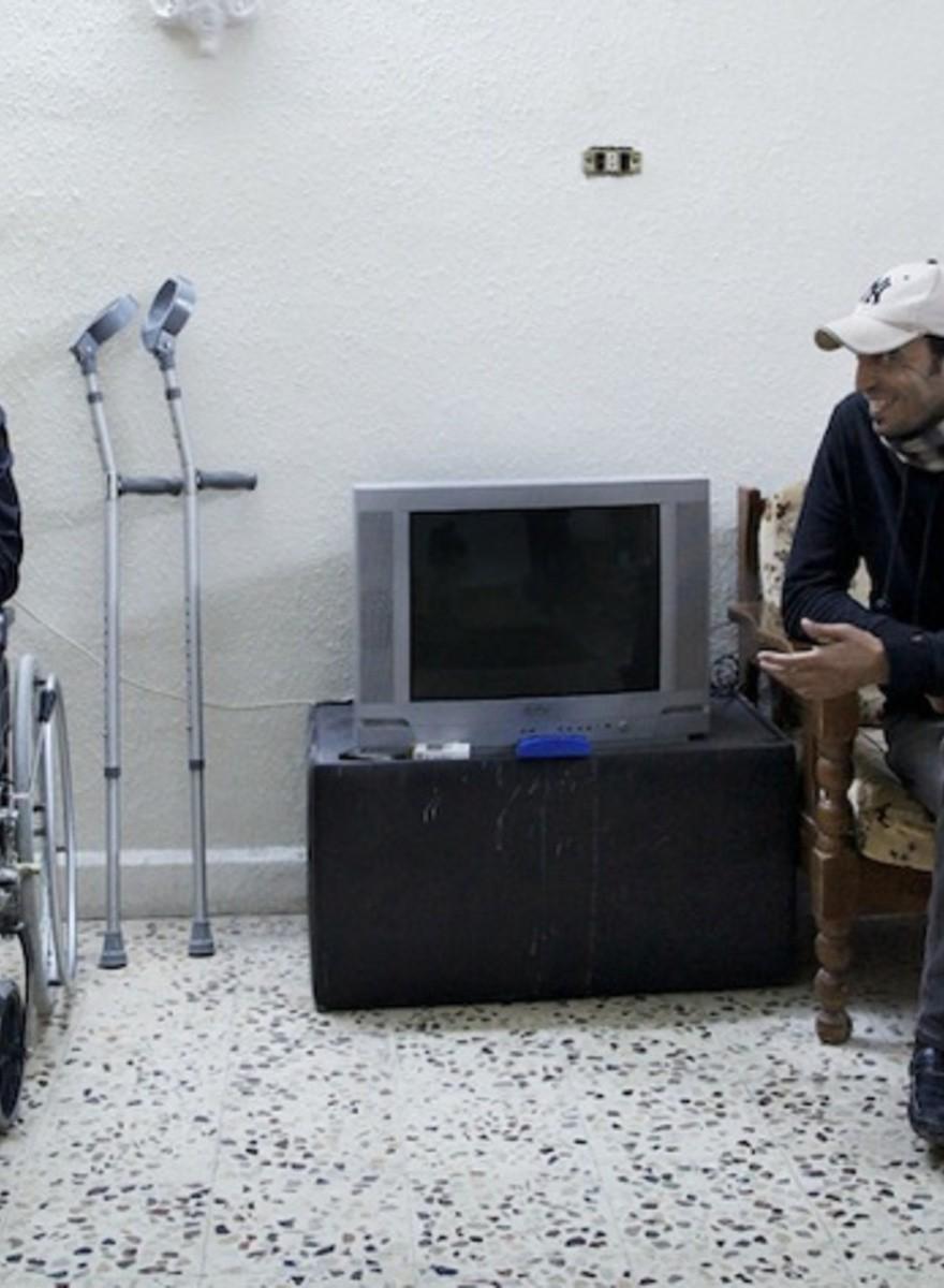 I rifugiati siriani sono bloccati tra due inferni