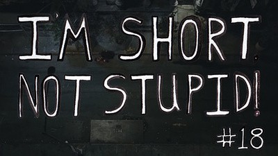I'm Short, Not Stupid Presents: 'Protect You + Me'