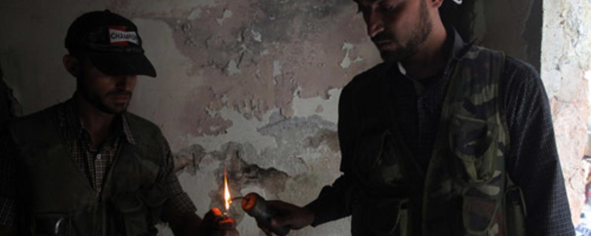 Syria - Trailer