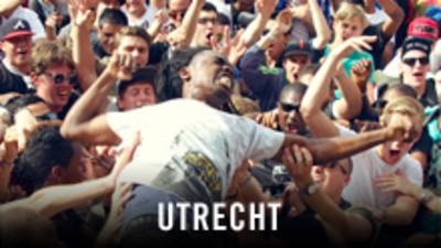 VICE Festival Guide Launch - Utrecht - Moira - 24 mei