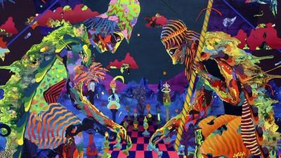 El mundo tropical y distópico de Timo Vaitinen