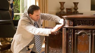 Fui cuscar a casa do Nicolas Cage