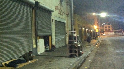 Las Vegas Needs to Get Creative with Its Homeless Problem