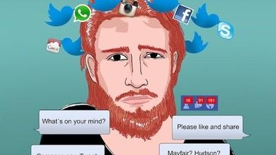 Facebook und iPhones ficken dein Gehirn