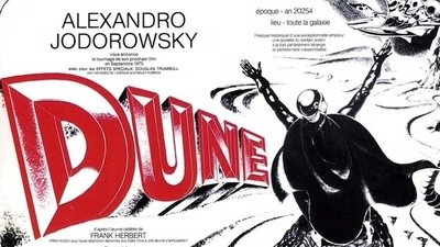Jodorowsky's 'Dune' Would Have Been More Insane Than You Can Even Imagine