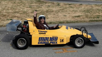 Children's Go-Kart Racing Is Decadent and Depraved