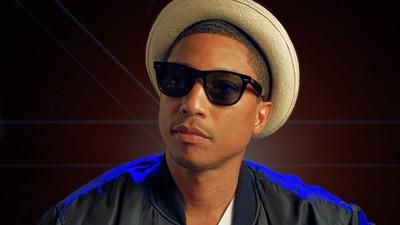 Daft Punk's 'Random Access Memories' Collaborators: Pharrell Williams