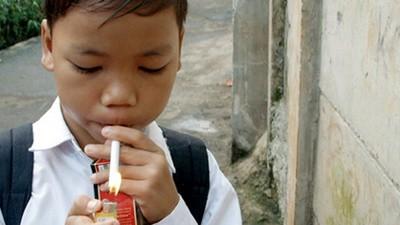A indústria tabaqueira adora a Indonésia